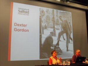 Wilmer discusses Dexter Gordon image