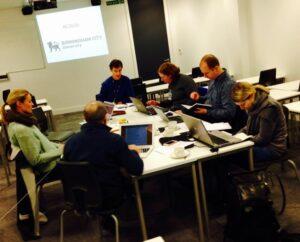 RC2016 organising committee meeting, BCU